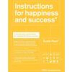 Instructions for Happiness Paperback Book