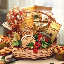 Five Star Gourmet Food Gift Basket
