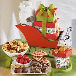 Santa's Sleigh of Goodies