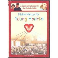 """Divine Mercy for Young Hearts"" DVD"