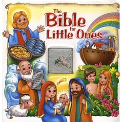 The Bible for Little Ones Board Book