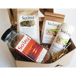 Solay Immune Boosting Eco Friendly Natural Gift Set