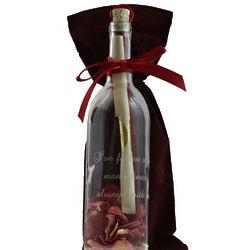 I Have Fallen In Love Message in a Bottle