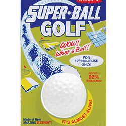 Super Bouncy Golf Ball