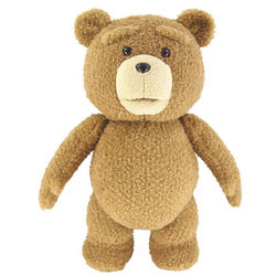 Ted the Talking Plush Bear