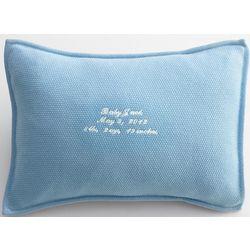Cashmere Blue Kid's Pillow