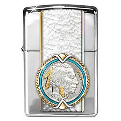 Honoring the American West Zippo Lighter