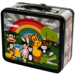 Julius and Friends Lunch Box