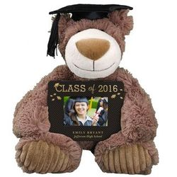 Graduation Bear and Frame Set