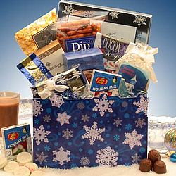 The Wonders Of Winter Holiday Gift Box