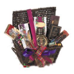 Mozart Happy Holidays Gift Basket
