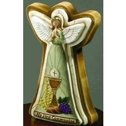 Wooden Angel Keepsake