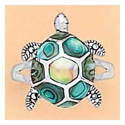 Precious Turtle Ring