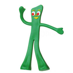 Gumby Poseable Bendy Toy