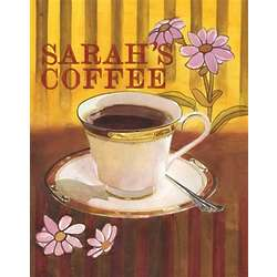 Fresh Cafe Coffee Canvas Print