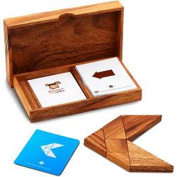 Wooden Tangram Set