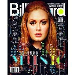 Billboard Magazine 51-Issue Weekly Subscription