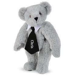 Silver Fox Teddy Bear