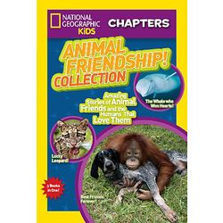 National Geographic Animal Friendship! Books