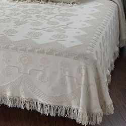 Martha Washington's Choice Twin Bedspread