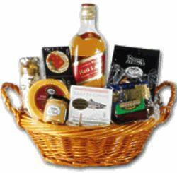 Weekender Gift Basket