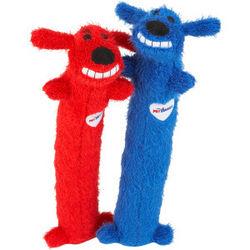 Loofa Dog Toy