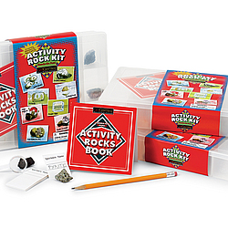 17 Compartment Box Activity Rock Kit
