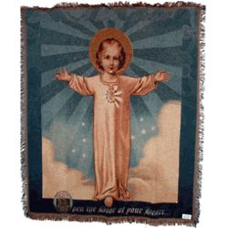 Child Jesus Coverlet
