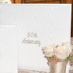 50th Anniversary Scrapbook Album
