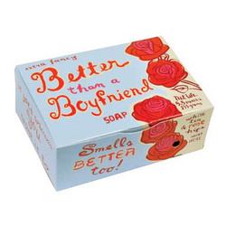 Better Than a Boyfriend Soap
