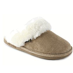 Women's Luxorious Sheepskin Slide Slippers