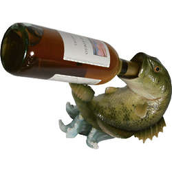Bass Wine Bottle Holder