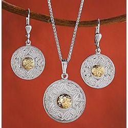 Celtic Chalice Necklace