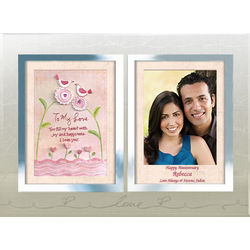 Personalized Wife Picture Frame
