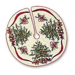 Needlepoint Tree Skirt