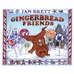 Gingerbread Friends Picture Book