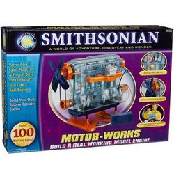 Smithsonian Motor Works Kit