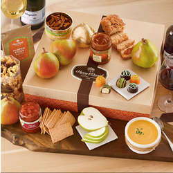 Founders' Favorites Harvest Gift Box with Wine