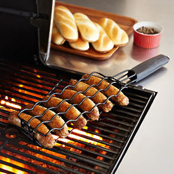 Sausage BBQ Grilling Basket