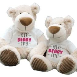 You're Beary Cute! Latte Bear
