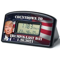 Donald Trump Countdown Clock