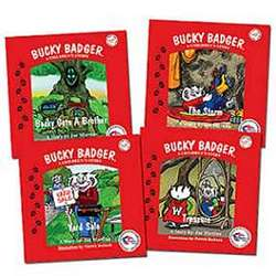 Bucky Badge: A Children's Story Books