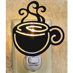 Coffee Cup Night-Light