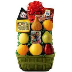 Standing Ovation Fruit Gift Basket