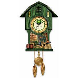 "John Deere ""Classic Times"" Cuckoo Clock"