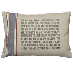 You Are Vintage Sack Pillow