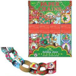 Holiday Paper Chains Kit