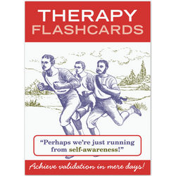 Self Therapy Flashcards