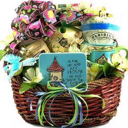 Inspirational Christian Gourmet Gift Basket