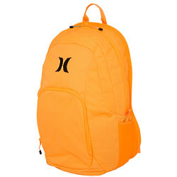 Neon Orange Backpack